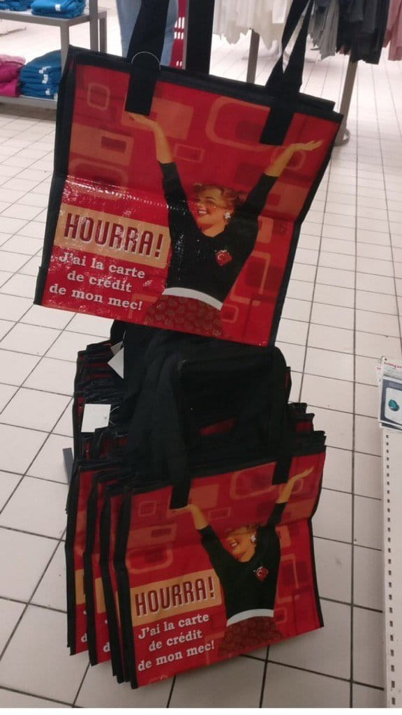 sac courses Auchan