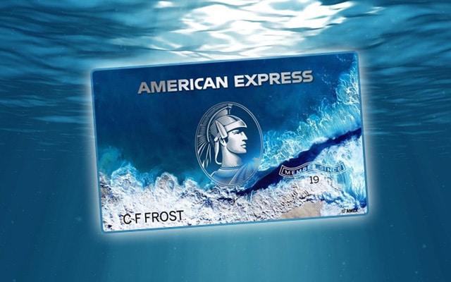 Carte American Express Blue.American Express Lance Une Carte De Credit A Base De